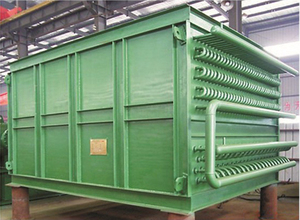 Low-Temperature Economizer With ND Steel